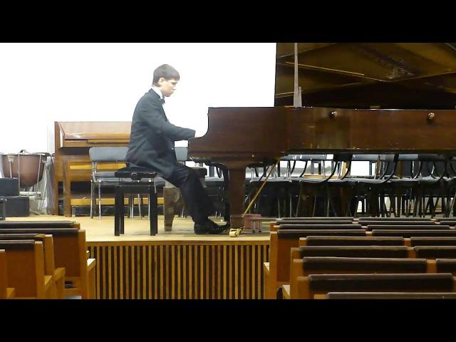 Ф.Шопен, Полонез op.40 №1, A-dur