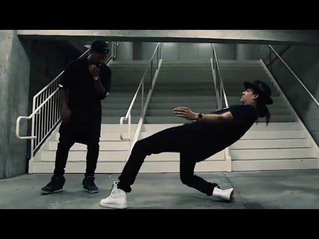 New Les Twins, Waydi, Fik-Shun, SKITZO - The Style Of Les Twins Waydi, Fik-Shun And SKITZO 2017