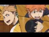 AMV Волейбол (аниме) - Quietdrive - until the end