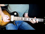 Deep Purple - Smoke on the Water solo cover