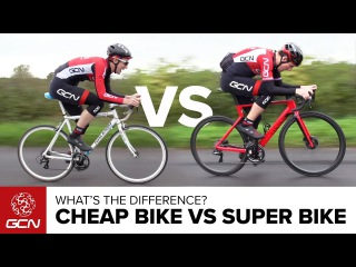 Cheap Bike Vs. Super Bike   What's The Difference?