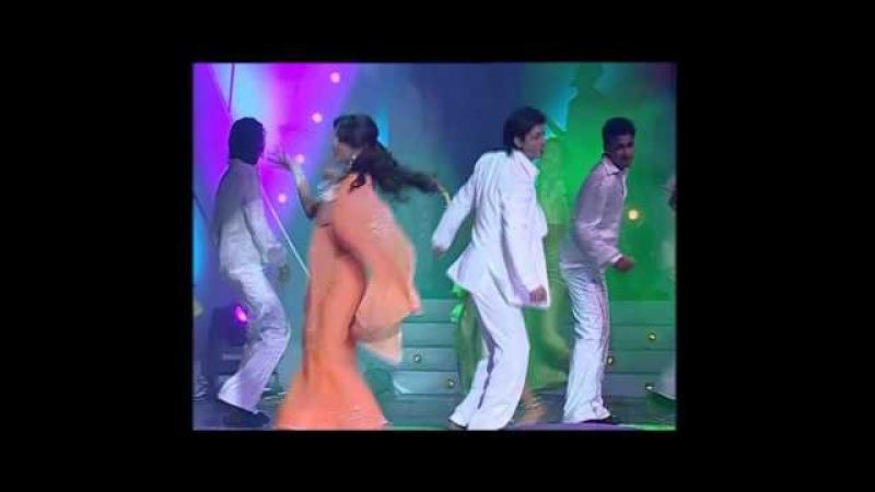 Zee Cine Awards 2006 SRK Priyanka Dance
