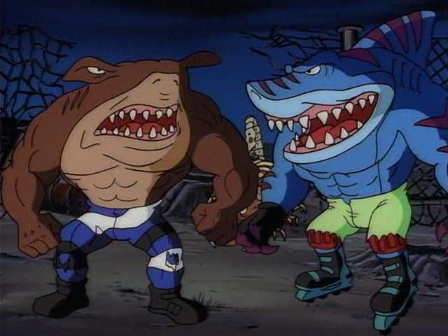 25 Пещерные акулы