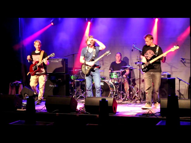 Me and Mary Jane Steve Misik Co live cover Black Stone Cherry