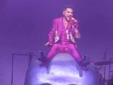 Queen + Adam Lambert - Killer Queen (Live) Newcastle Metro Radio Arena 01-12-17