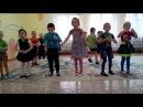 """Общий танец """"Дочки-сыночки"""" на День Матери (8 марта) в детском саду"""