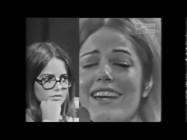 Nada - il cuore è uno Zingaro - Sanremo 1971