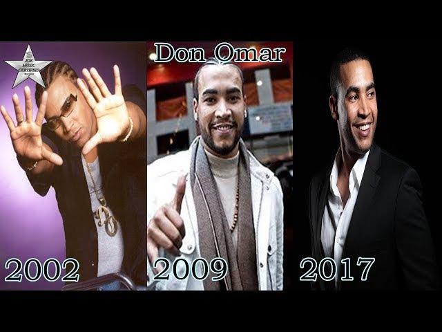 Don Omar - Evolución Musical (2002 - 2017)