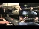 The Beatles- Hey Bulldog Cover by Isaac Barrington (Drums, Guitar, Bass, Piano)