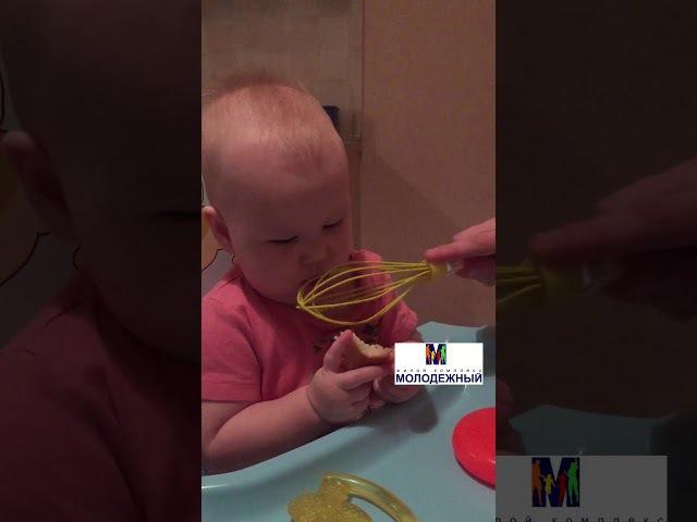 Харюшина Алиса, 10 мес (Талантливый ребенок - Оригинальный жанр (до 5 лет))