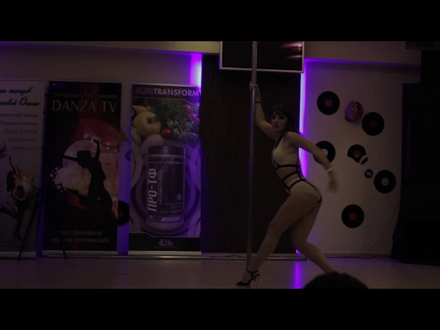 Валерия Казакова - Танцевальная Премия DANZA TV. 5 марта 2017г.