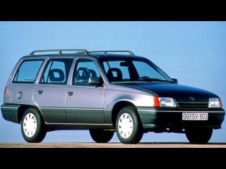 Opel Kadett Caravan E '1989–91