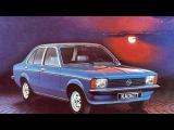 Opel Kadett 4 door Sedan C '1977–79