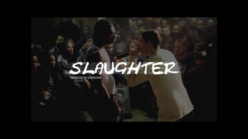 FREE Hard Freestyle Cypher Hip Hop Instrumental / Slaughter (Prod. Syndrome)