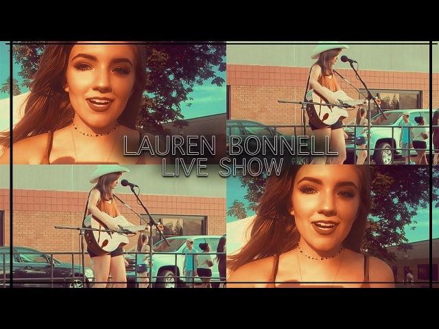 Lauren Bonnell - Live Show