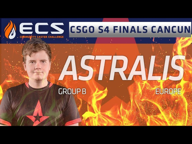 Astralis - Well see you at the finals! (ECS S4 Finals)