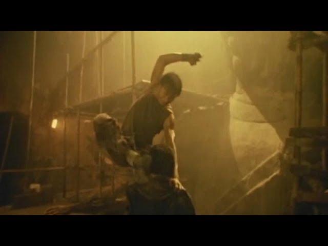 Ong Bak 2003 Final Fight Scene 2