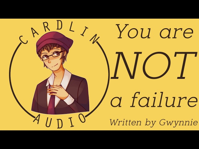 ASMR Roleplay: You are NOT a failure [Friend] [Platonic] [Inspiration] [Motivation]