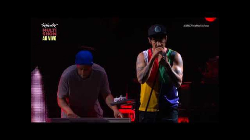 Red Hot Chili Peppers Rock In Rio 2017 720p