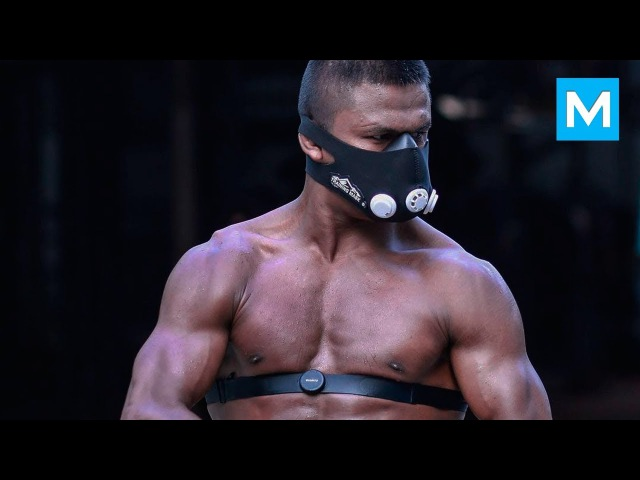 REAL DESTROYER - Buakaw Banchamek   Muscle Madness