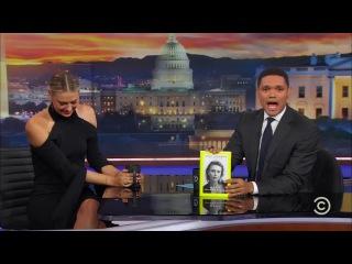 Maria Sharapova Interview on The Daily Show with Trevor Noah 9/12/2017