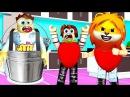 ПОБЕГ от самой СМЕШНОЙ КУХНИ в ROBLOX Мы играем в роблокс приключения мульт героя от канала SPTV