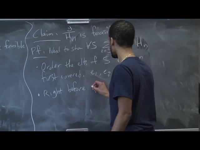 Advanced Algorithms (COMPSCI 224), Lecture 11