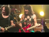 STEEL PANTHER VIVIAN CAMPBELL DIO RAINBOW IN THE DARK HOUSE OF BLUES 5282012