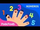 Cinco Dedos | Números | Pinkfong Canciones Infantiles