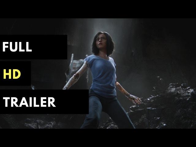 Алита: Боевой ангел (2018) дублированный трейлер