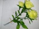 Kwiaty z bibuły 6 Róża | Flowers from tissue paper 6 Rose |