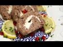 Լոբով Պաշտետ - Red Bean Roulette Recipe - Heghineh Cooking Show in Armenian