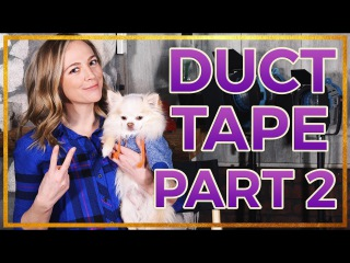 Why Do Movies Use Duct Tape Over People's Mouths? (Part 2) - Movie Tropes