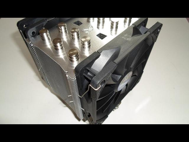 Scythe Mugen 5 PCGH-Edition - Montage auf AM4