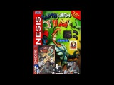 Sega mega drive 2 Earthworm Jim 1 2 Червяк Джим 1 2 Часть Назад в 90е Игра детства Вячеслав