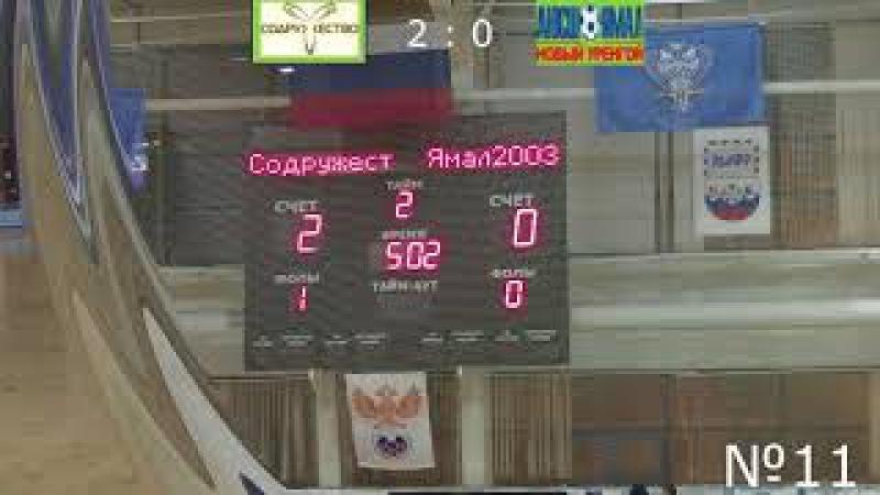 27.12.2017г. Содружество - Дюсш 2003