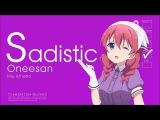 Blend S Smile, Sweet, Sister, Sadistic, Surprise, Service Sasuke!