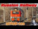 Locomotive Ermak 3ES5K-193 / Локомотив Ермак 3ЭС5К-193