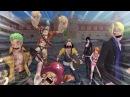 PS4・PS3・PS Vita「ワンピース 海賊無双3」第5弾プロモーション映像