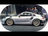 2018 Porsche GT2 RS Weissach & Porsche GT3 Touring Package + Panamera Turbo S E Hybrid @ IAA 2017