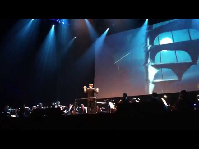 The Impossible Girl (1) - Doctor Who Symphonic Spectacular 2015 Perth