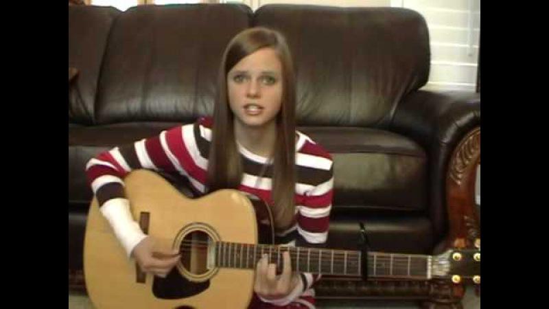 Me singing Lovebug by the Jonas Brothers