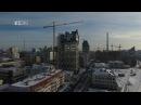 Летаем над будущей штаб-квартирой РМК в Екатеринбурге