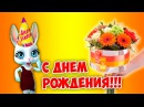 С Днем Рождения Музыкальное поздравление песня переделка попурри ZOOBE Муз Зайка