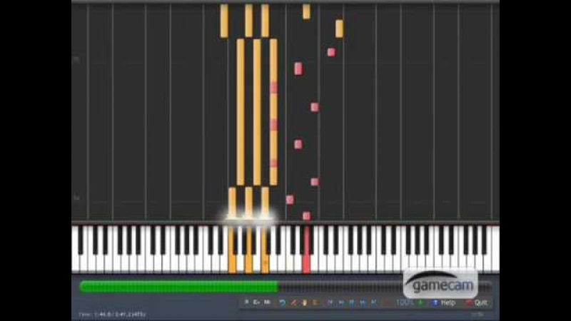 Savage - Only You (synthesia)
