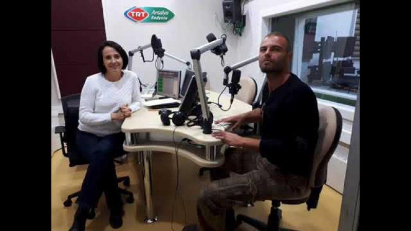 TRT RADYO RÖPORTAJ - HAFIZA VE ETKİLİ ÖĞRENME SANATI LEVAN LEO - 17.12.2017