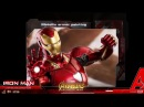 Hot Toys – Avengers: Infinity War - 1/6th scale Iron Man Collectible Figure