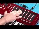 Akai Pro MAX49 Pads Keys Arpeggiator Tutorial