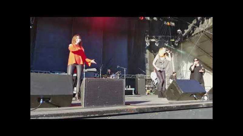 WILSON PHILLIPS-THE DREAM IS STILL ALIVE CHEVY MAIN STAGE-STATE FAIR OF TEXAS-DALLAS