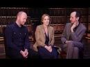 Джоан Роулинг, Джон Тиффани и Джек Торн Интервью о пьесе «Гарри Поттер и Проклятое дитя»